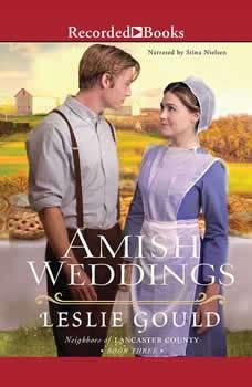 Amish Weddings, Leslie Gould
