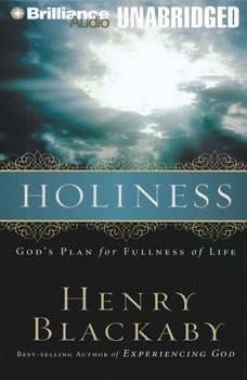 Holiness, Henry Blackaby