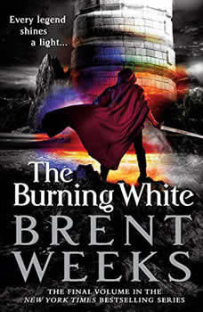 The Burning White, Brent Weeks