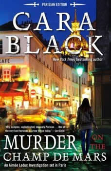 Murder on the Champ de Mars, Cara Black