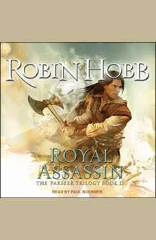 The Farseer: Royal Assassin, Robin Hobb