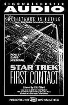 Star Trek: First Contact, J.M. Dillard