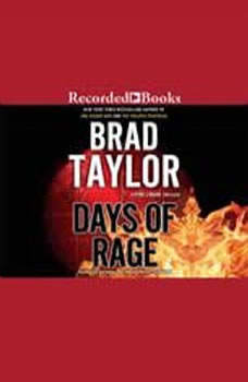 Days of Rage: A Pike Logan Thriller, Brad Taylor