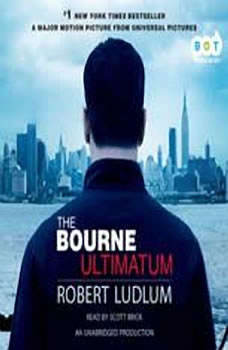 The Bourne Ultimatum (Jason Bourne Book #3), Robert Ludlum