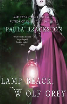 Lamp Black, Wolf Grey, Paula Brackston
