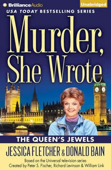 Murder, She Wrote: The Queen's Jewels, Jessica Fletcher