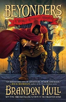 A World Without Heroes, Brandon Mull