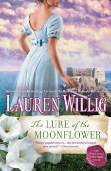 The Lure of the Moonflower: A Pink Carnation Novel, Lauren Willig