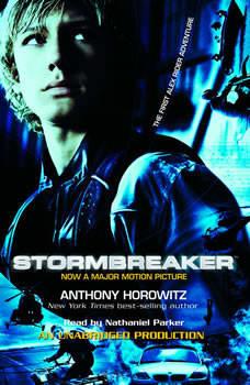 Stormbreaker, Anthony Horowitz