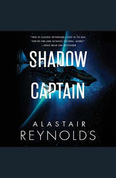 Shadow Captain, Alastair Reynolds