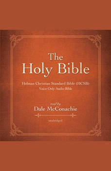 The Holy Bible: Holman Christian Standard Bible (HCSB), Dale McConachie
