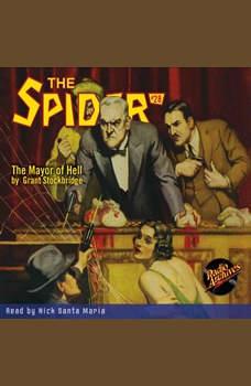 Spider #28 The Mayor of Hell, The, Grant Stockbridge