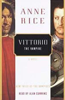 Vittorio the Vampire, Anne Rice