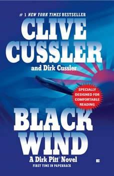 Black Wind, Clive Cussler