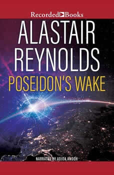 Poseidon's Wake: Poseidon's Children, Alastair Reynolds