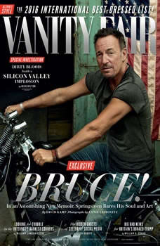 Vanity Fair: October 2016 Issue, Vanity Fair