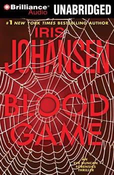 Blood Game: An Eve Duncan Forensics Thriller, Iris Johansen