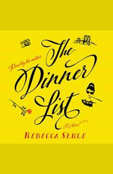The Dinner List, Rebecca Serle