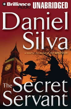 The Secret Servant, Daniel Silva