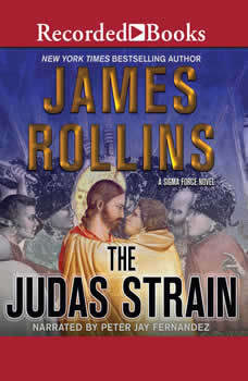 The Judas Strain, James Rollins