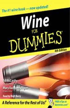 Wine for Dummies 4th Edition, Ed McCarthy
