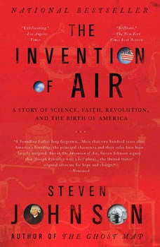 The Invention of Air, Steven Johnson
