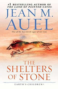 The Shelters of Stone, Jean M. Auel