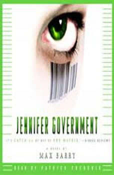 Jennifer Government, Max Barry