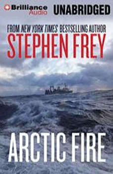 Arctic Fire, Stephen Frey