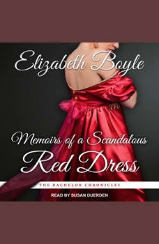 Memoirs of a Scandalous Red Dress, Elizabeth Boyle