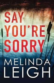 Say You're Sorry, Melinda Leigh