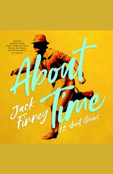 About Time: 12 Short Stories, Jack Finney