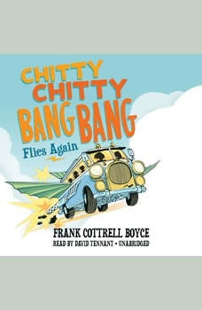 Chitty Chitty Bang Bang Flies Again, Frank Cottrell Boyce