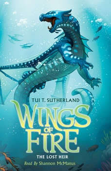 Wings of Fire, Book #2: The Lost Heir, Tui T. Sutherland