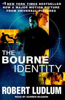 The Bourne Identity (Jason Bourne Book #1), Robert Ludlum