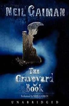 The Graveyard Book, Neil Gaiman