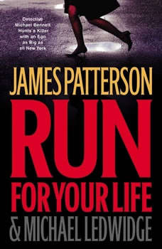 Run for Your Life, James Patterson