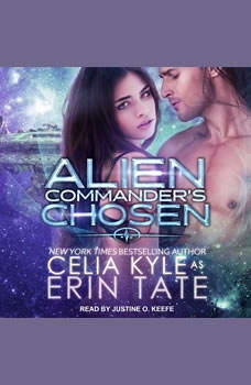 Alien Commander's Chosen, Celia Kyle