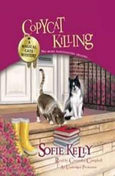 Copycat Killing: A Magical Cats Mystery, Sofie Kelly