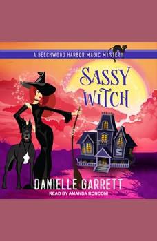 Sassy Witch, Danielle Garrett