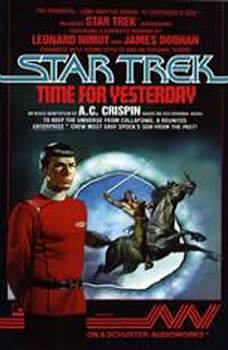 Star Trek Time For Yesterday, A.C. Crispin