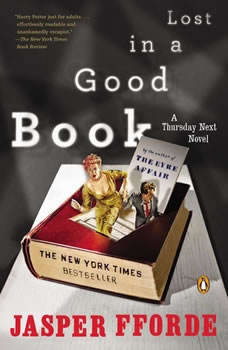 Lost in a Good Book: A Thursday Next Novel, Jasper Fforde