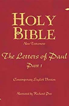 Holy Bible Letters of Paul-Part 1 Volume 27, Various