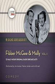 Fibber McGee & Molly, Volume 1, A Hollywood 360 collection