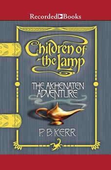 The Akhenaten Adventure, Philip Kerr