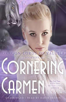 Cornering Carmen, S. E. Smith