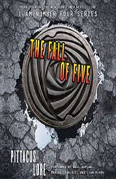The Fall of Five, Pittacus Lore