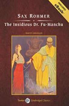 The Insidious Dr. Fu-Manchu, Sax Rohmer