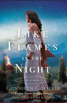 Like Flames in the NIght, Connilyn Cossette