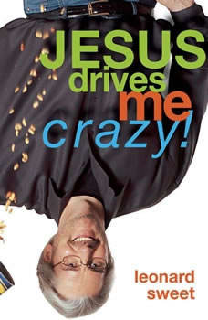 Jesus Drives Me Crazy!: Lose Your Mind, Find Your Soul, Leonard Sweet